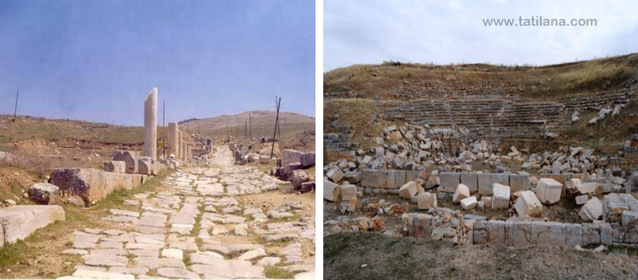 Isparta Antiocheia Antik Kenti 1