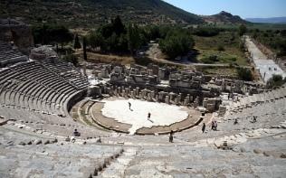 Isparta Antiocheia Antik Kenti