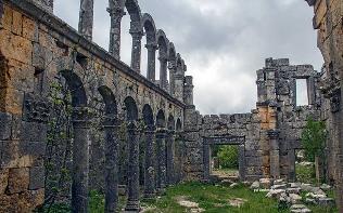 Mersin Cambazli Kilisesi