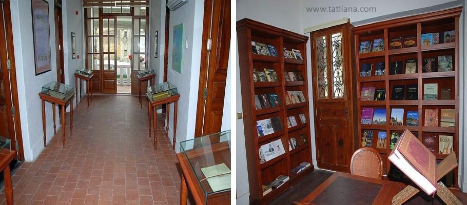 Adana Karacaoglan Edebiyat Muzesi 1