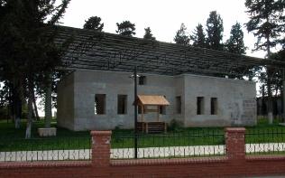 Adana Yesiloba Sehitligi Muzesi