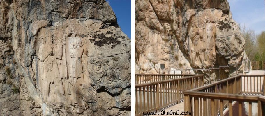 Ereğli İvriz Kaya Anıtı