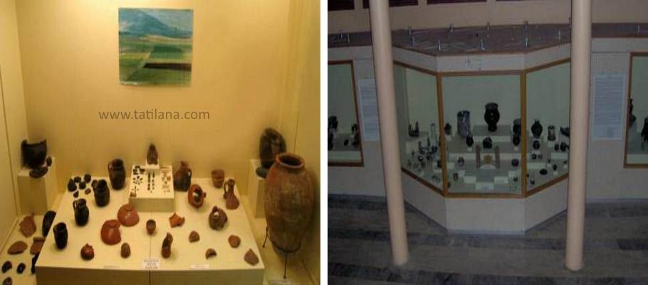 Erzurum Arkeoloji Muzesi 1