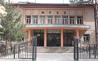Erzurum Arkeoloji Muzesi
