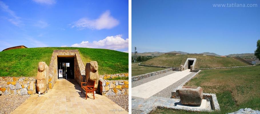 Kaman Kalehoyuk Arkeoloji Muzesi 1