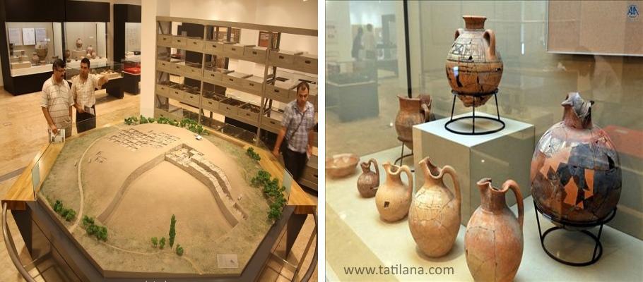 Kaman Kalehöyük Arkeoloji Müzesi