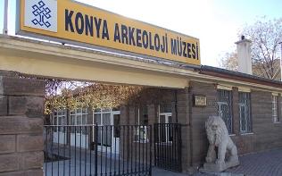 Konya Arkeoloji Muzesi