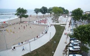 Sakarya Karasu Sahil Park Plaji