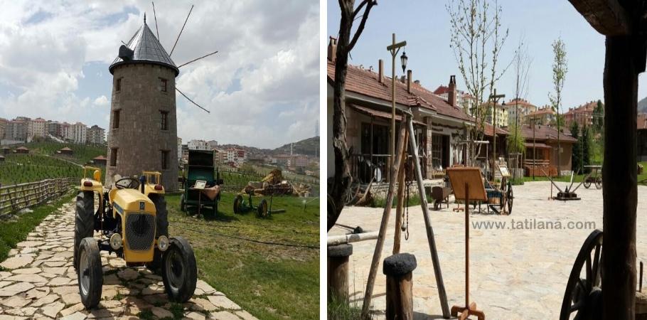 Ankara Altinkoy Acik Hava Muzesi 1