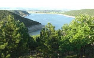 Kurtbogazi Baraji Ankara