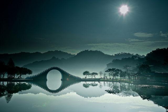 The Moon Bridge Tayvan