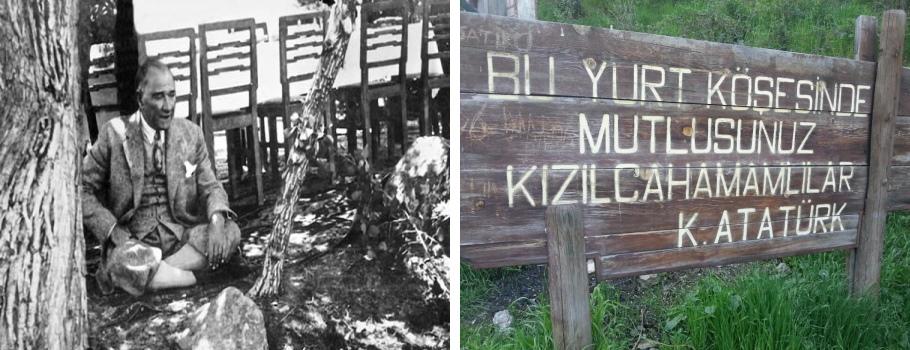 Soguksu Milli Parki Ataturk Cami