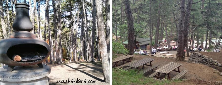 Soguksu Milli Parki Piknik
