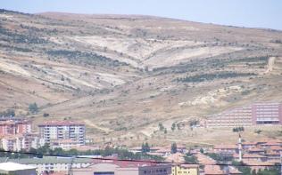 Yozgat Davulbaz Tepe Tabiat Parki