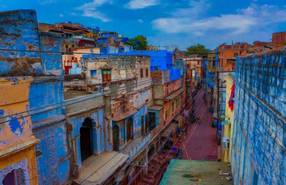Hindistan Jodhpur 1
