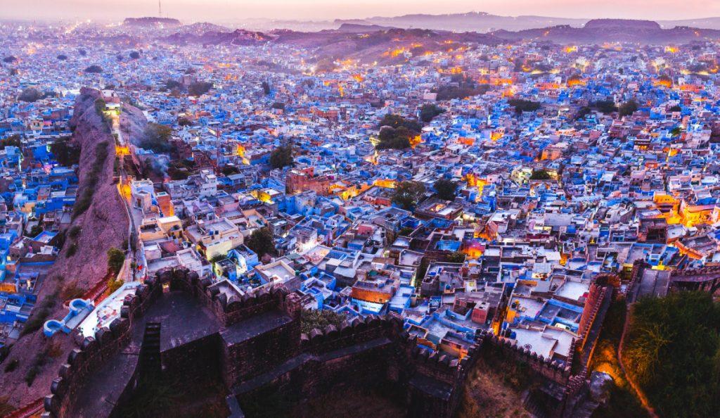 Hindistan Jodhpur 10