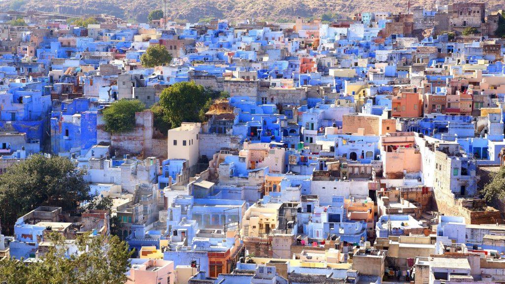 Hindistan Jodhpur 9