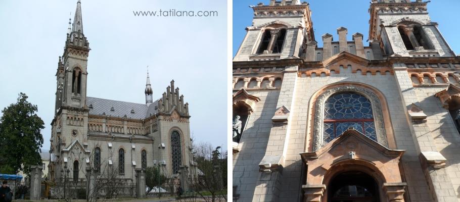 Virgin Mery Kilisesi Batum