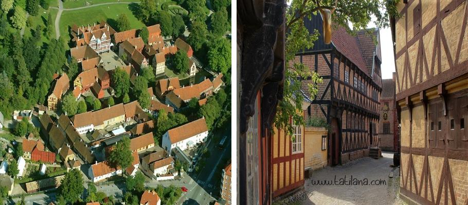 Aarhus Old Town