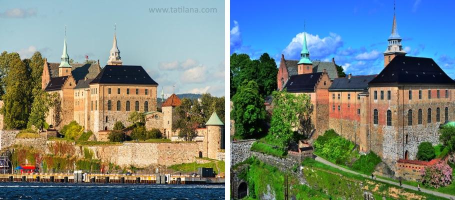 Akershus Kalesi Oslo