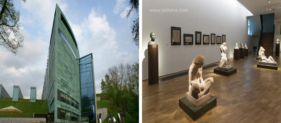 Estonya Sanat Muzesi Tallinn