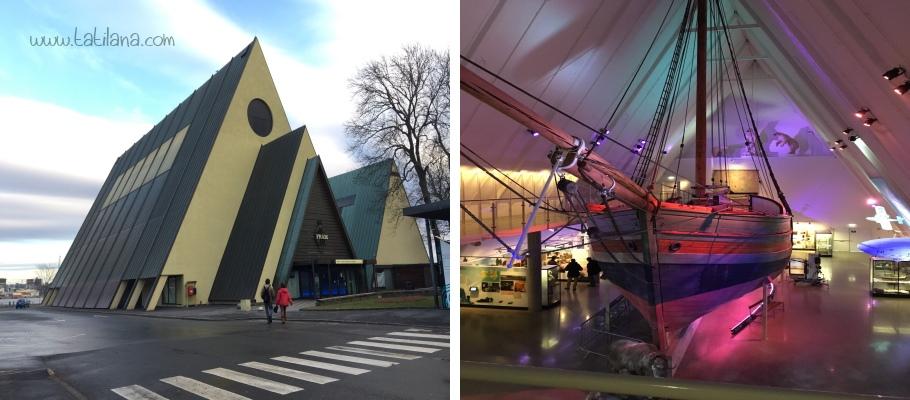 Fram Polar Gemi Muzesi Oslo
