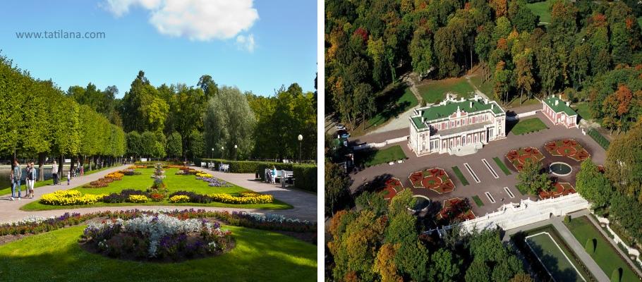 Kadriorg Parki Tallinn