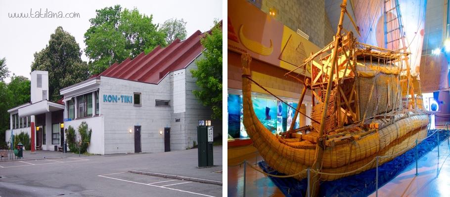 Kon Tiki Muzesi Oslo