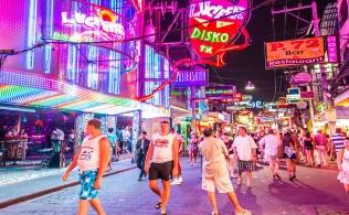 Pattaya Gece Hayati