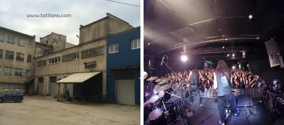 Rock Club Tapper Tallinn