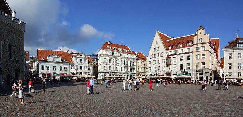 Tallinn Belediye Meydani