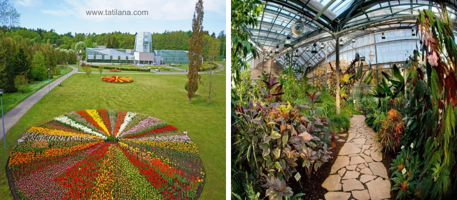 Tallinn Botanik Bahcesi