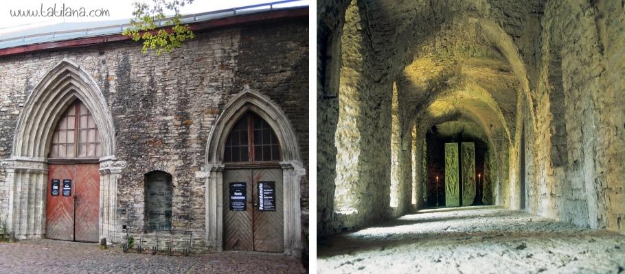 Tallinn Dominik Manastiri