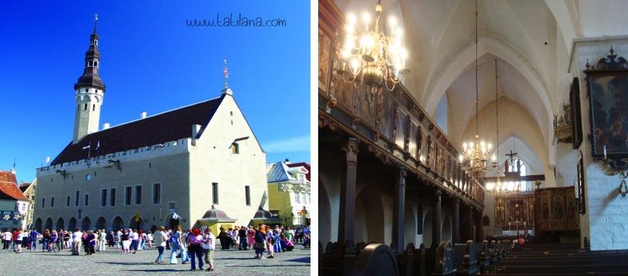 Tallinn Holy Spirit Kilisesi
