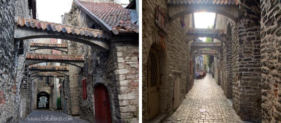 Tallinn St Catherine Pasaji