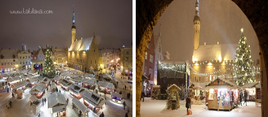 Tallinn Yilbasi Marketi