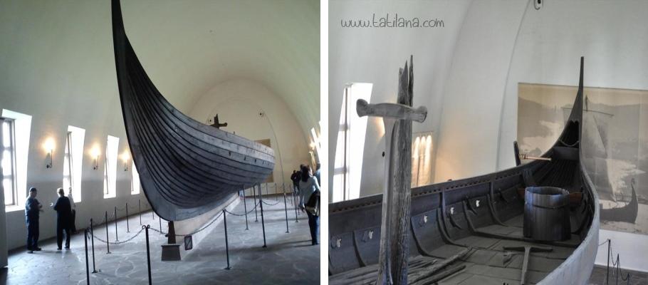 Viking Gemi Muzesi Oslo
