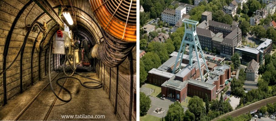 Alman Madencilik Muzesi Bochum