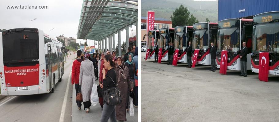Samsun Ring Otobusleri