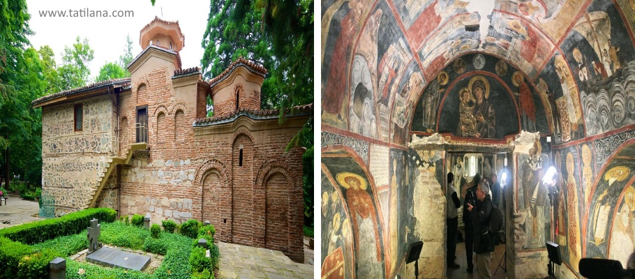 Sofya Boyana Kilisesi
