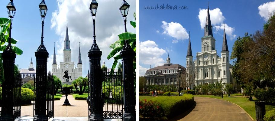 Aziz Lois Katedrali New Orleans