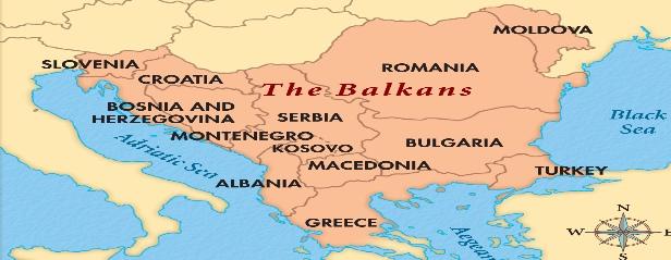 Balkanlar Gezilecek Yerler