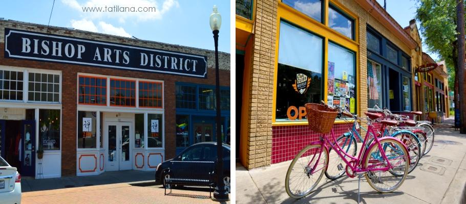 Bishop Arts District Dallas