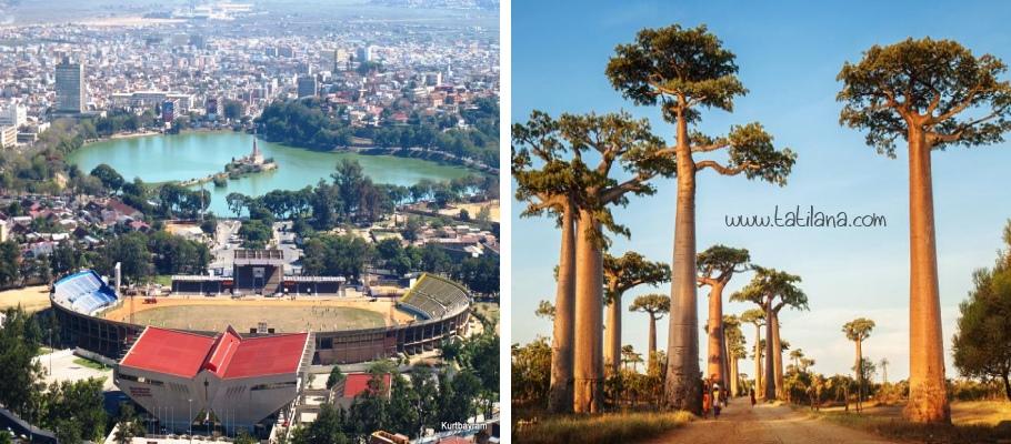 Madagaskar Gezilecek Yerler 1