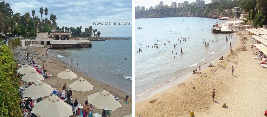 Antalya Karpuz Kaldiran Plaji