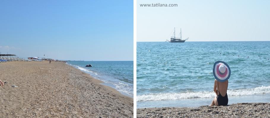 Antalya Manavgat Sorgun Plaji