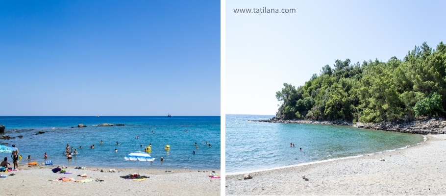 Antalya Phaselis Plaji