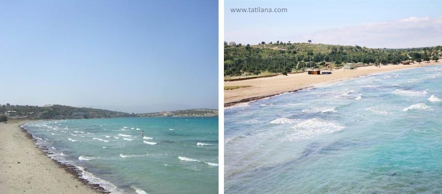 Çiftlikköy ve Pırlanta Plajı