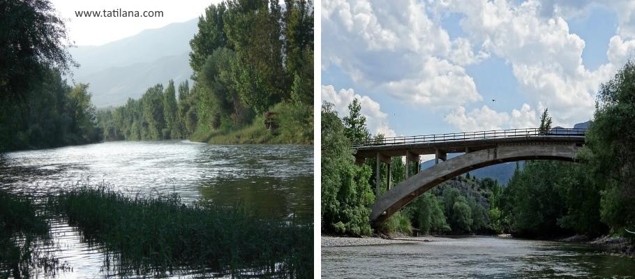 Sakarya Nehri Saricakaya