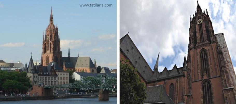 Frankfurt Dom Katedrali